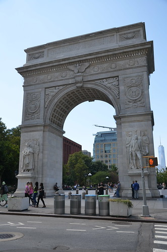 New York Washington Square Aug 15 (1)