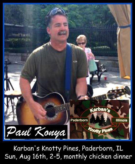 Paul Konya 8-16-15