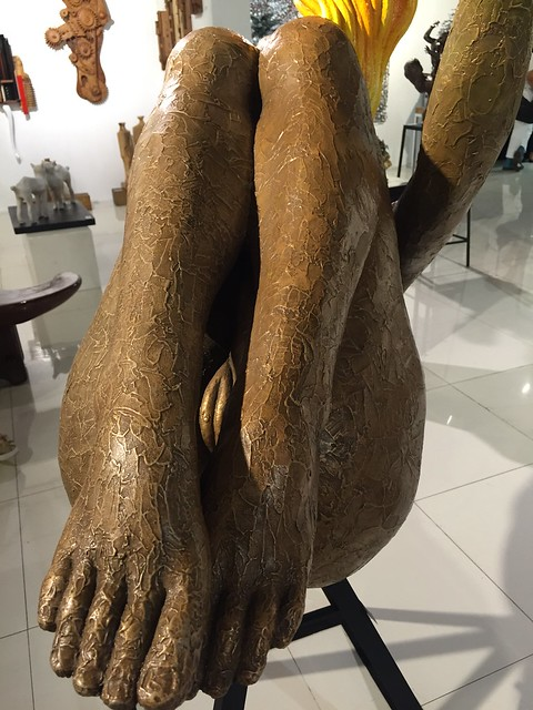 sculpture, SM Art Center