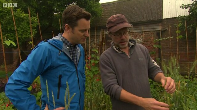John Letts on Countryfile