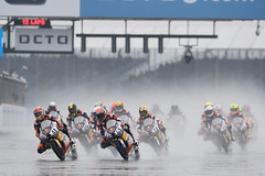 2015 Макар Юрченко - Дождливый этап, Сильверстоун