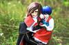 Harlock & Mayu-chan ^_^