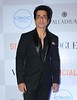 Bollywood actor Sonu Sood poses during the Vogue fashion's night, in Mumbai on Wednesday night. by legend_news