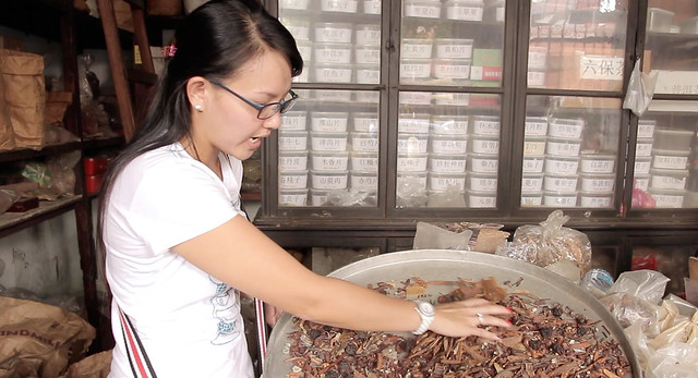 MEDICAL HALL • Traditional Chinese Medicine Shop • George Town • MALAYSIA-2