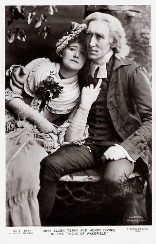 Ellen Terry and Henry Irving