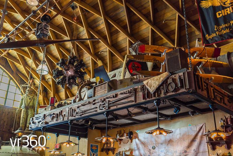 Jock Lindseys Hangar Bar
