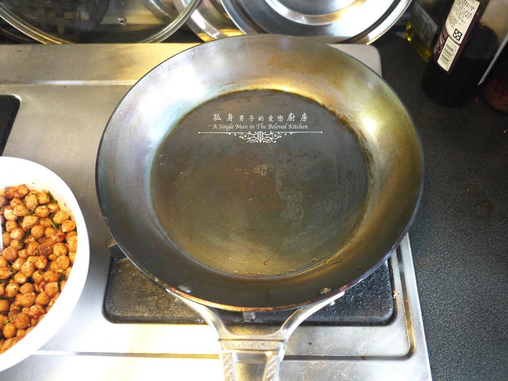 孤身廚房-香料煙燻鹽烤鷹嘴豆10