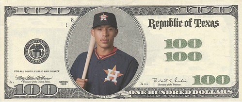Astros Money Correa