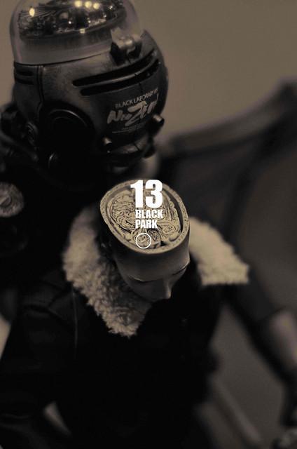 【玩具人。天堂杀猪的。投稿】BLACK13PARK 麻雀Irene 開箱報告