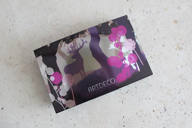 ArtDeco Mystical Forest collection for fall winter 2015 review and swatches