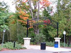 Victoria Park, Elora, Ontario