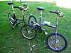 Take apart bikes