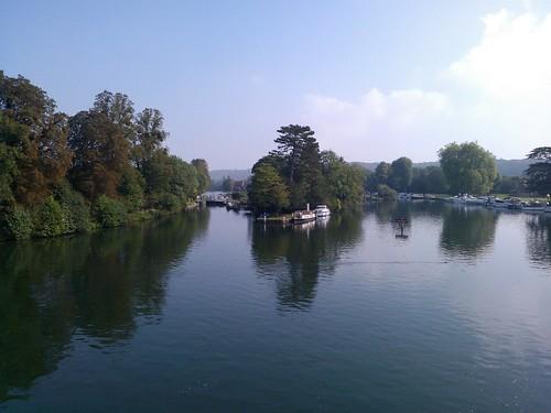 Thames nr Marlow