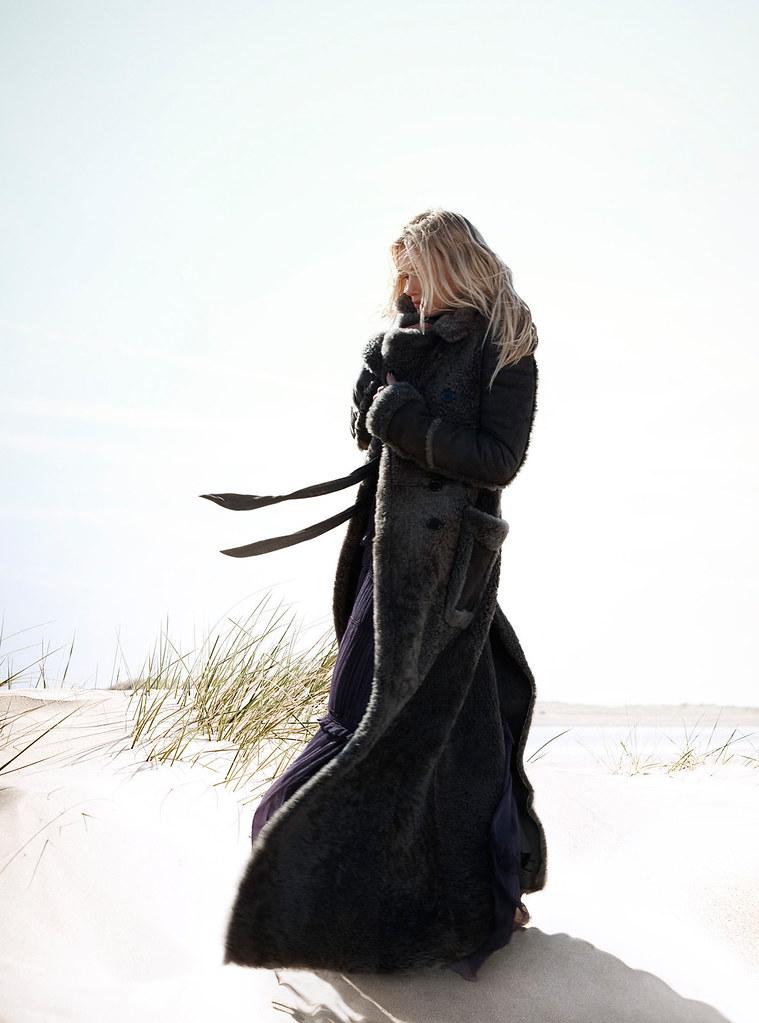 Лили Дональдсон — Фотосессия для «Harper's Bazaar» UK 2015 – 11