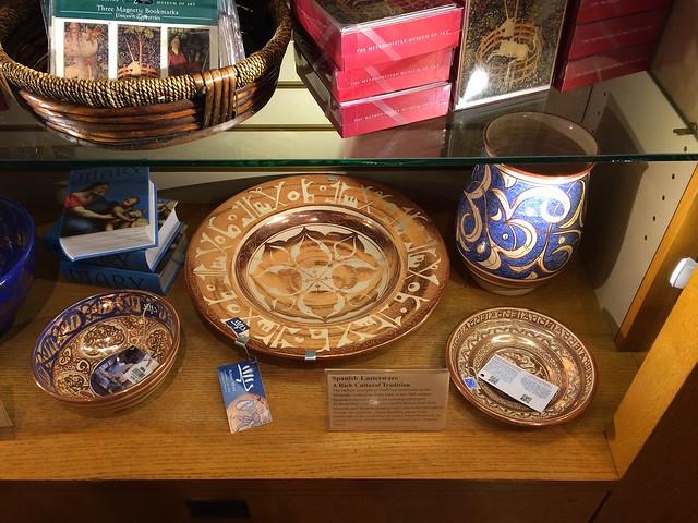 Spanish lusterware