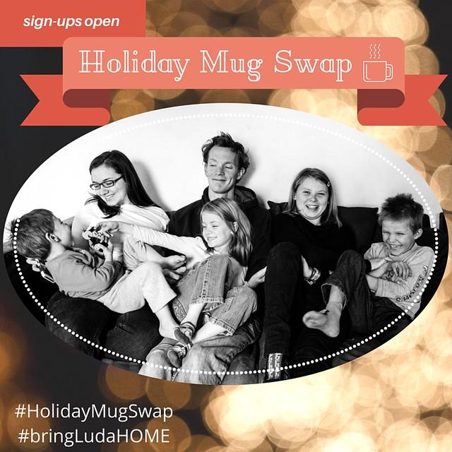 Mug Swap Fundraiser