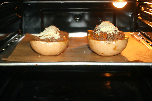 39 - Im Ofen überbacken / Au gratin at oven