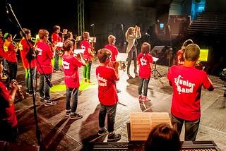 Noicattaro. Junior Band front
