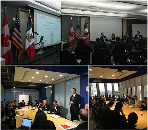Se celebra el 2° Seminario de Expertos en Aceleración de Empresas de América del Norte