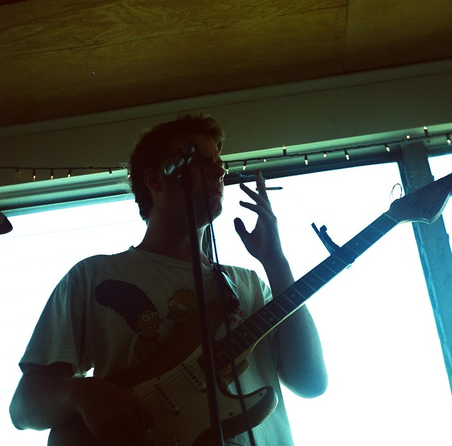 Mac DeMarco Jamming in Rockaway