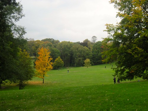 Autumn at Kenwood House