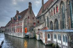 Sint-Janshospitaal Brugge West-Vlaanderen