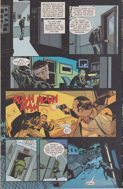 Human Target 21, Page 11