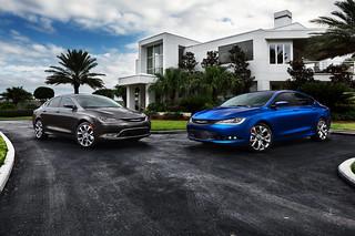 2015 Chrysler 200 - US