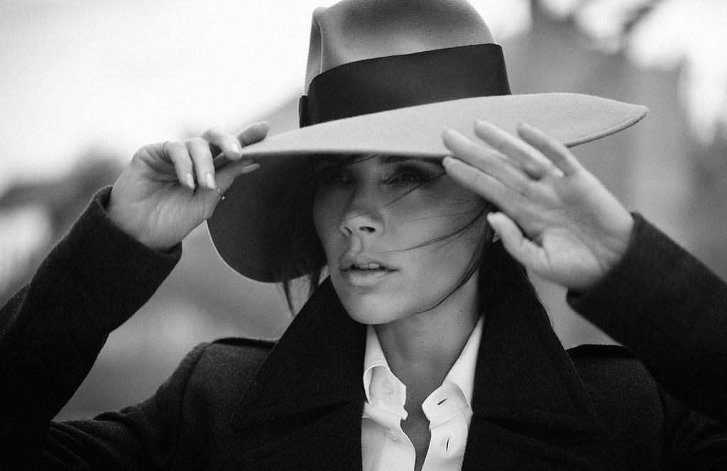 Виктория Бекхэм — Фотосессия для «Vogue» DE 2015 – 2