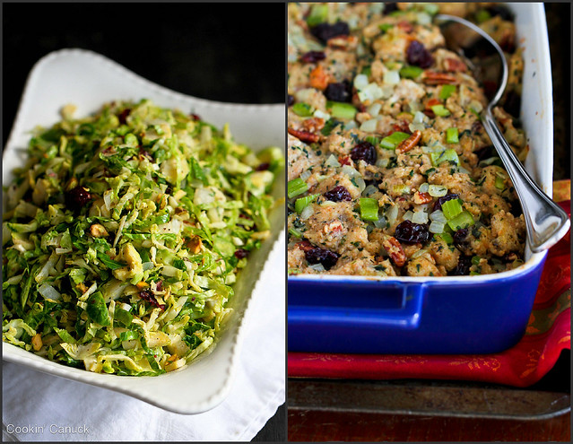 Healthy Thanksgiving Side Dish Recipes