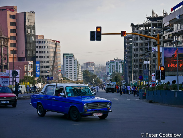 Churchill Road Addis Ababa