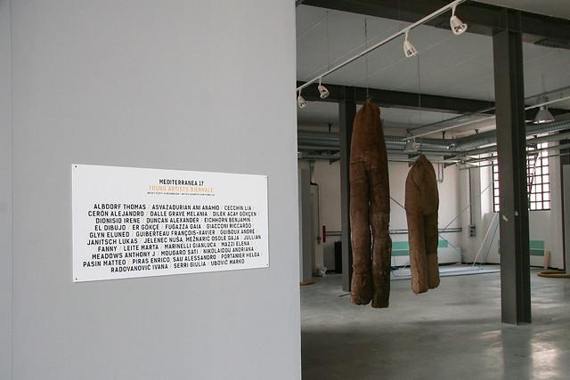 Mediterranea 17 Young Artists Biennale - Milano 2015