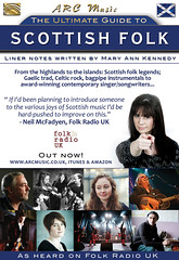 ARC Music - Ultimate Scottish Folk advert