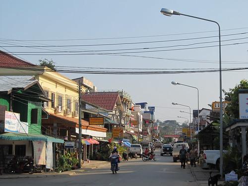 Houeisai: le centre-ville