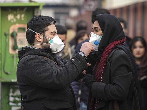 Над Тегераном смог тримається майже три тижні