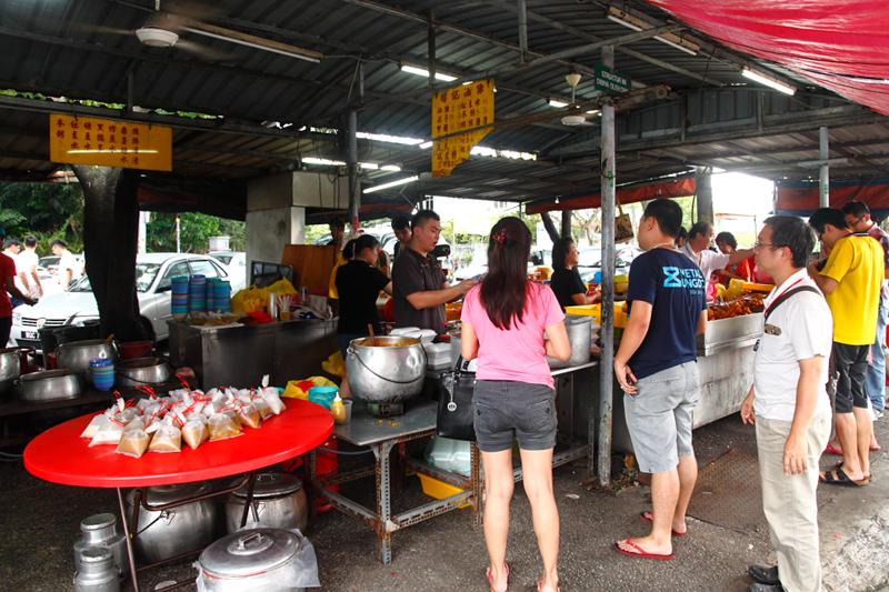 Meng Kee You Tiao Dessert Stall