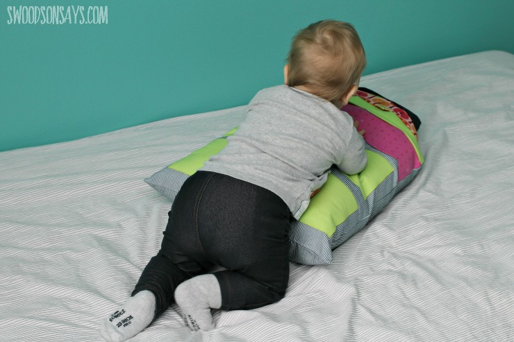 baby pillow sewing pattern