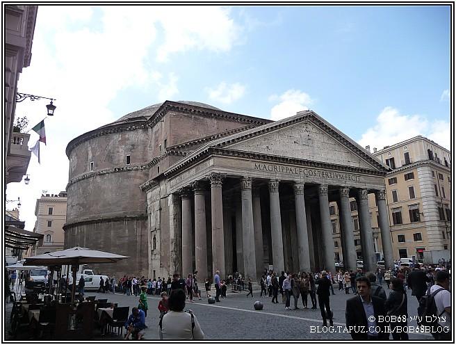 הפנתאון ב- רומא