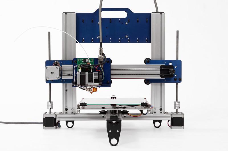 Hadron ORD 3D Printer Front