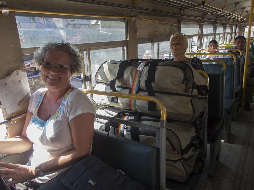 Bus travel   Sri Lanka