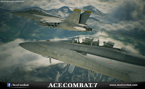 ace combat playstation 4