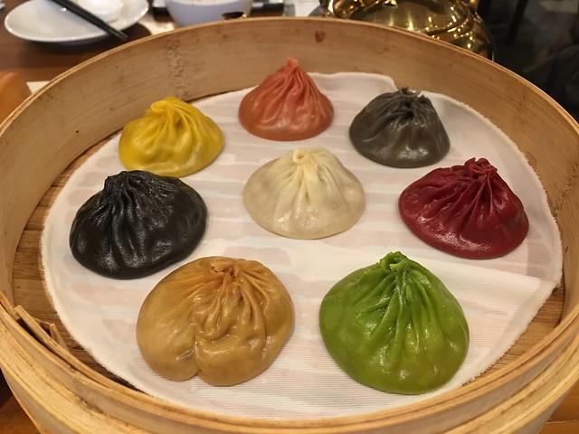 皇朝小籠包, 八色小籠包, Specialty Dynasty Xiao Long Bao, 樂天皇朝, PARADISE DYNASTY, 台北
