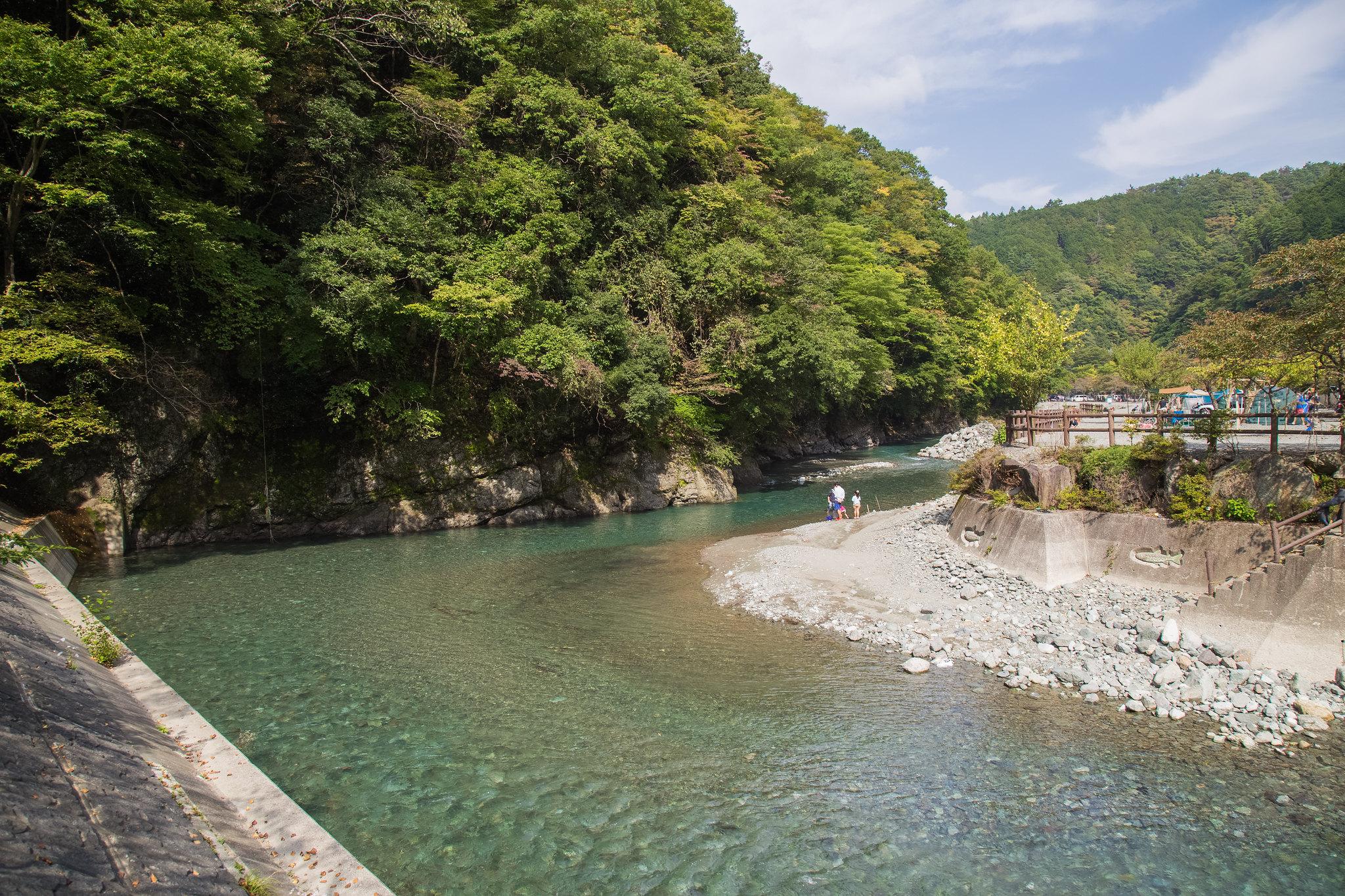 2014-10-11 神之川キャンプ場と青根コスモス園 003