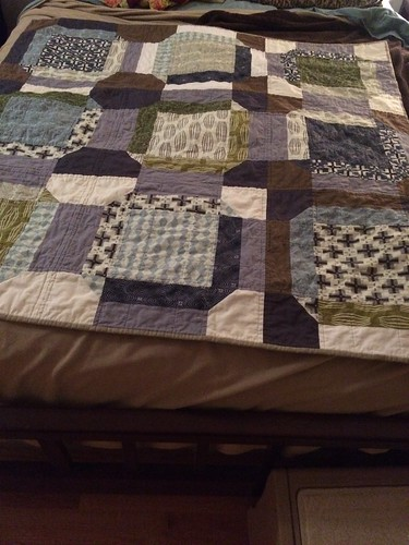 cushion cut quilt