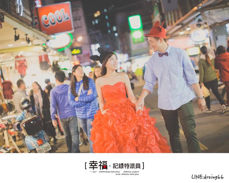 『自助婚紗』 夜市人生