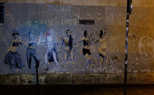 Street of Paris - Group's Dance