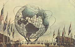 Unisphere - New York World's Fair 1964-65