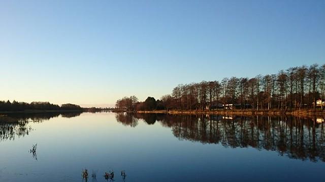 En stille morgen ved Engsøen