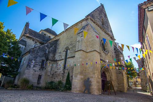 Église Saint-Jacques-le-Majeur de Salviac