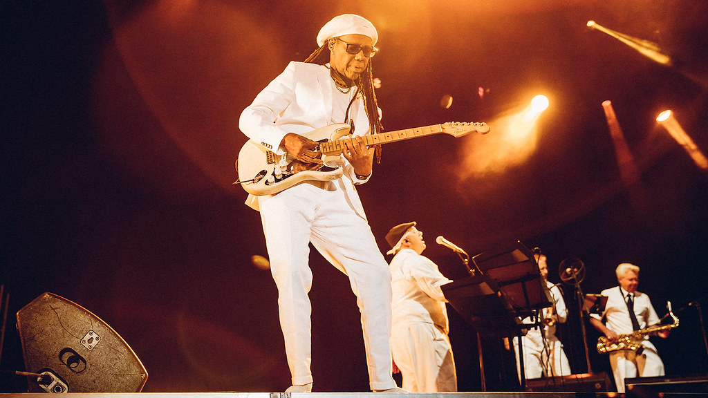 Chic feat. Nile Rodgers - Øya 2015